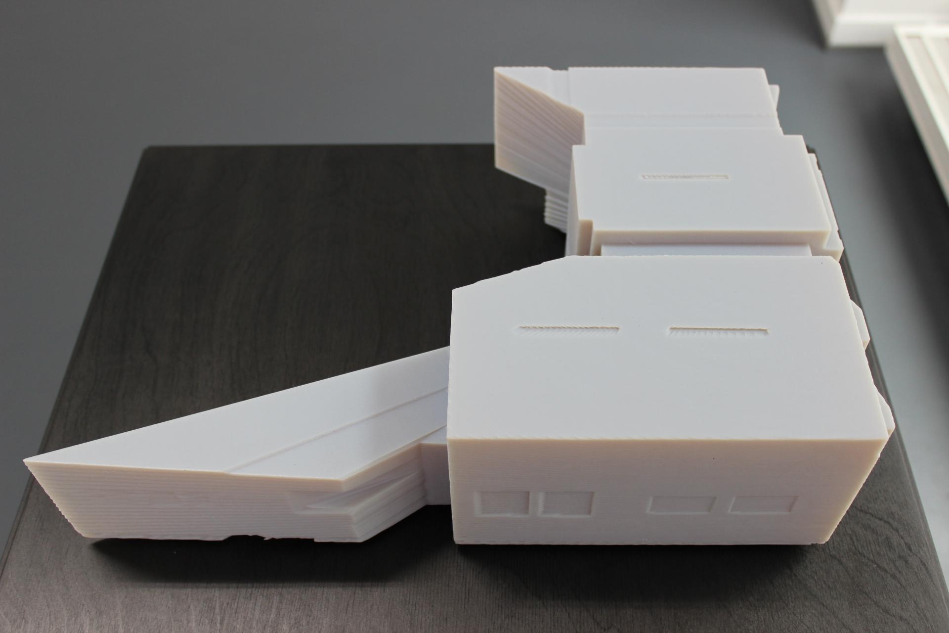 Driessens & Verstappen, 3-D Print, etwa 35 x 25 x 15 cm, 2013