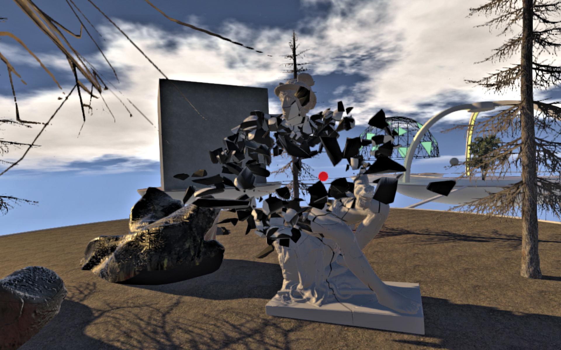 Banz & Bowinkel, Mercury, Virtual Reality experience, 2017