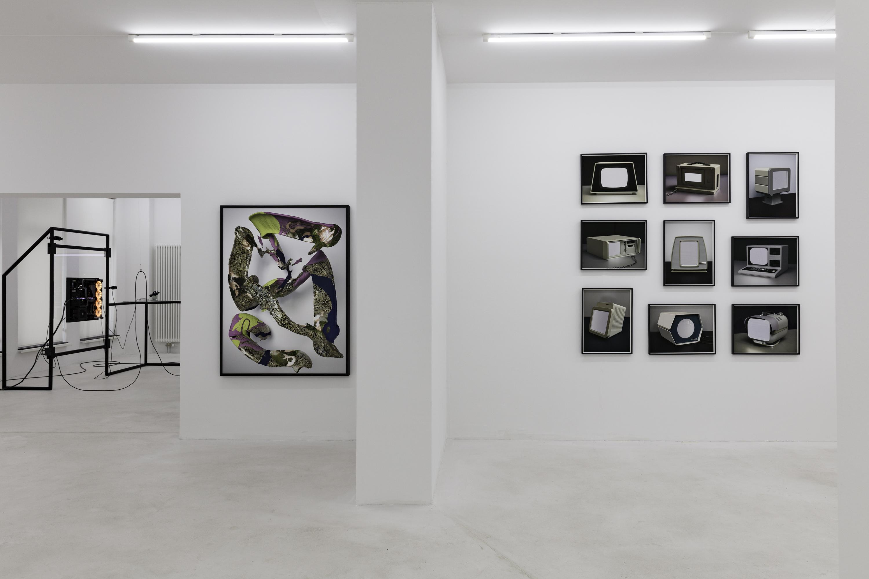Banz & Bowinkel, Substance, 2017, installation view