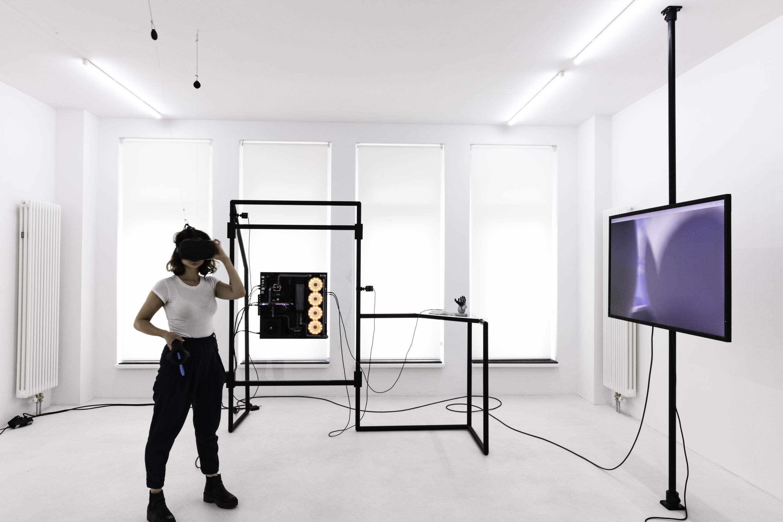 Banz & Bowinkel, Substance, 2017, Ausstellungsansicht