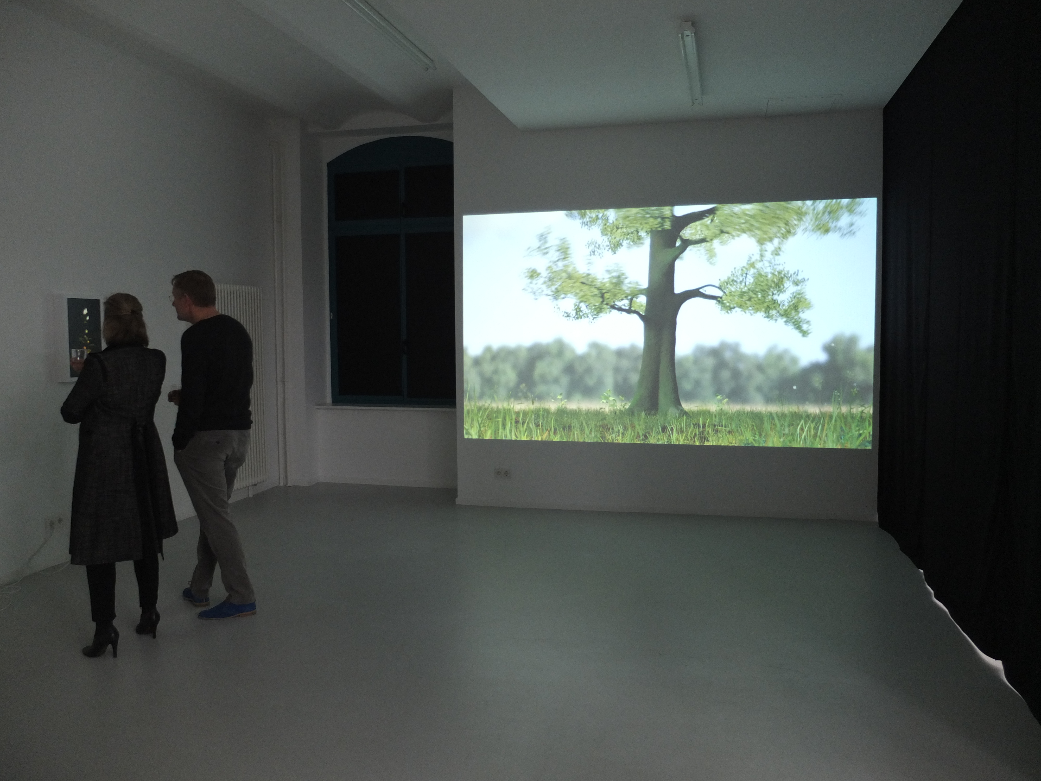 Eelco Brand - Still, Moving, Materialized, 2015, Ausstellungsansicht