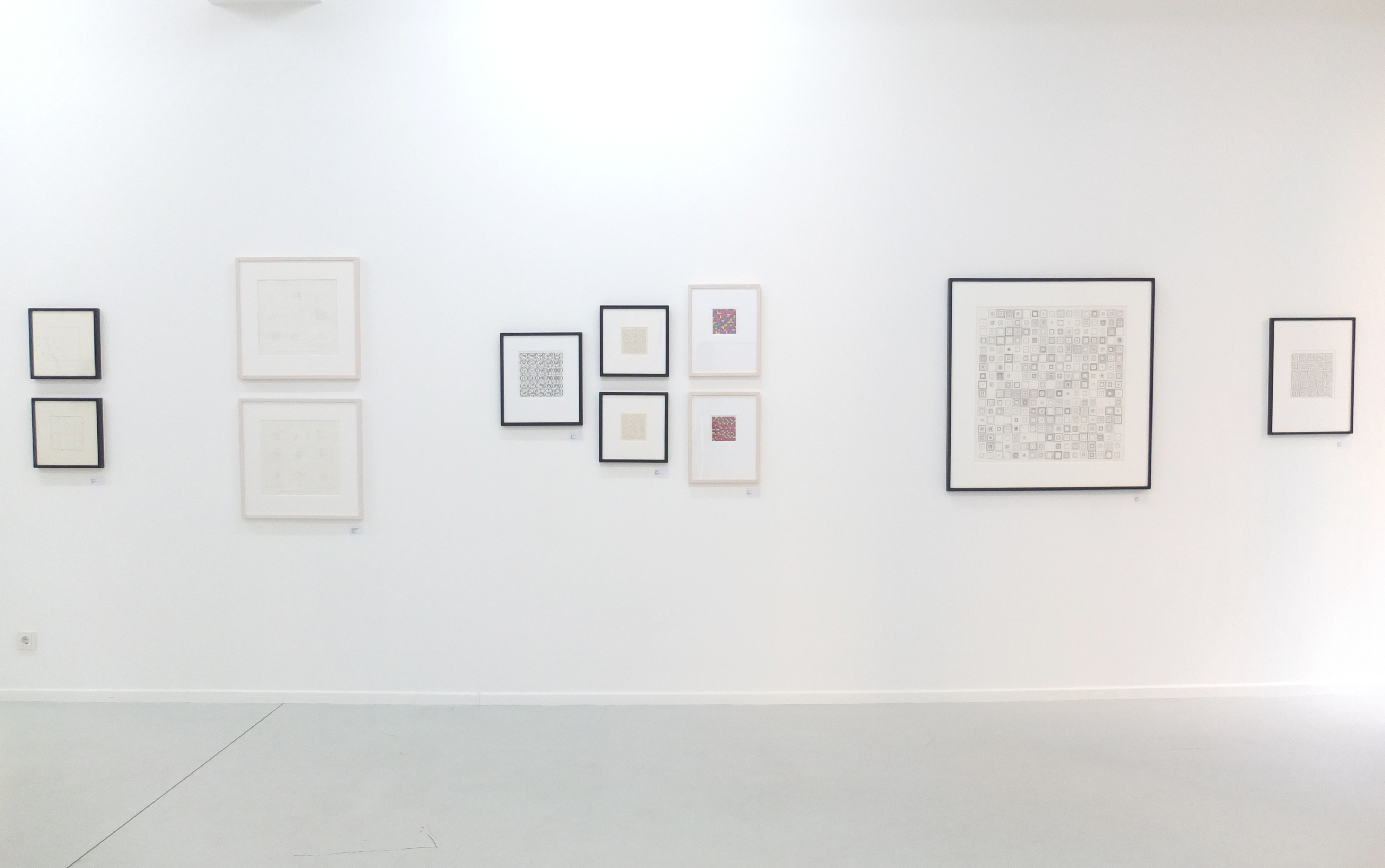 Aesthetica, Ausstellungsansicht, 2015