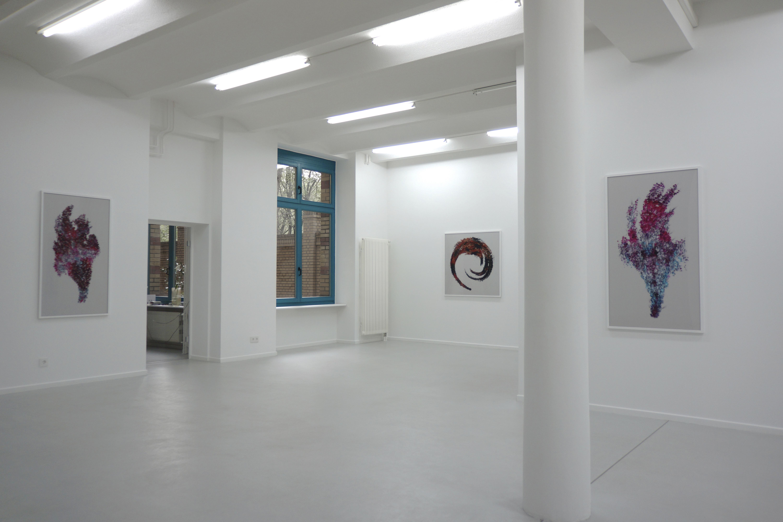 Boredomresearch, Fragments, Ausstellungsansicht, 2013