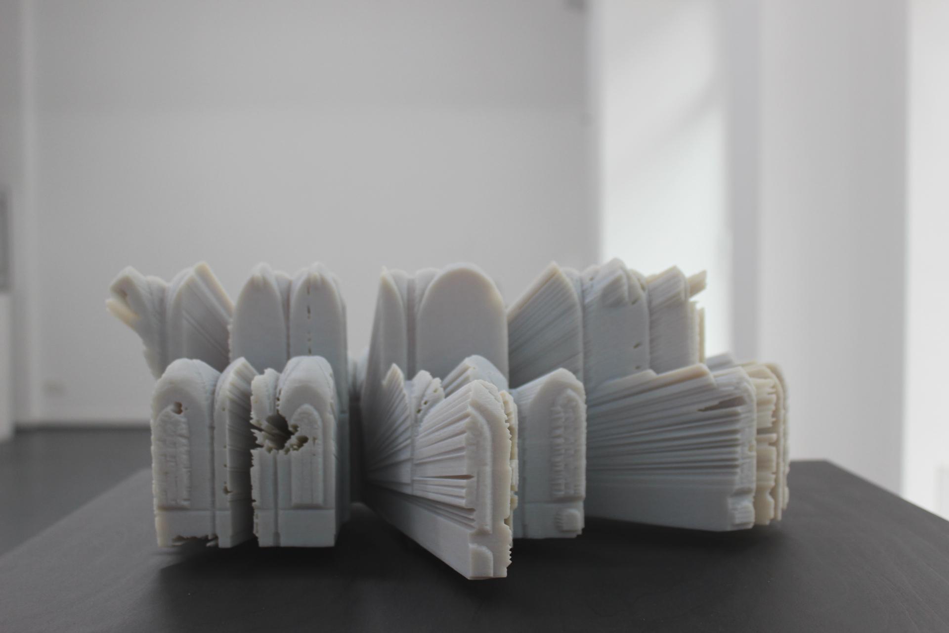DrDriessens & Verstappen, Solid Spaces, 2014, Ausstellungsansicht