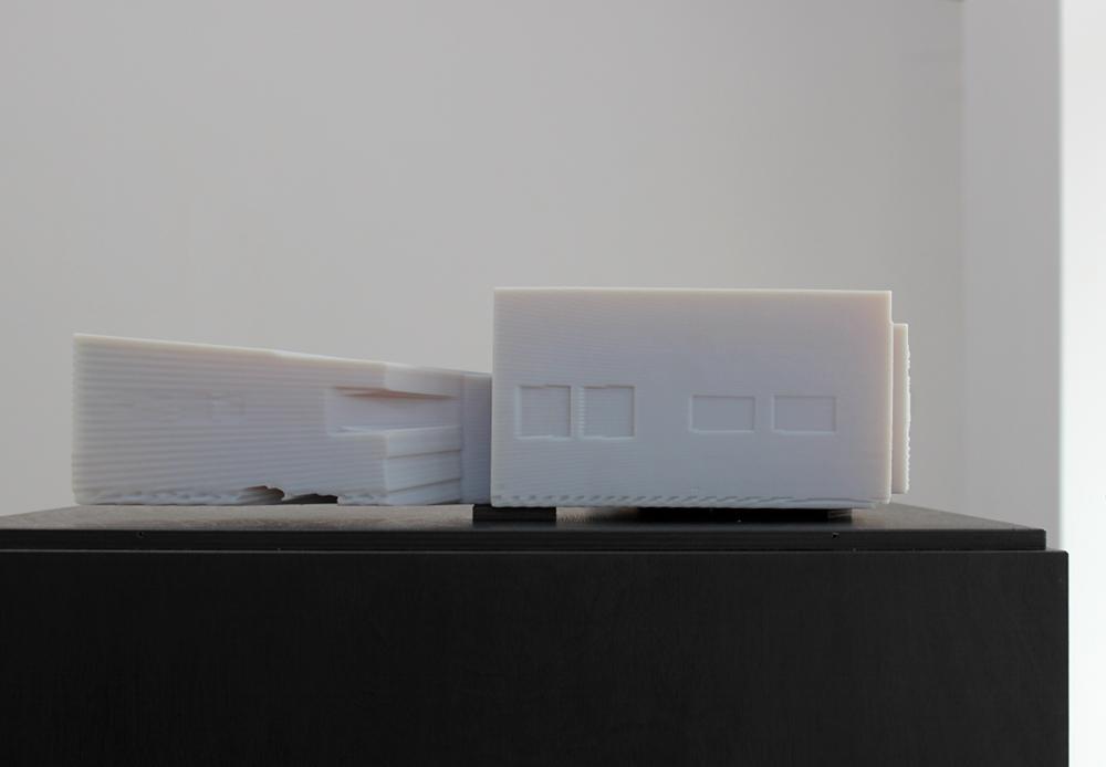 Driessens & Verstappen, Solid Spaces, 2014, Ausstellungsansicht