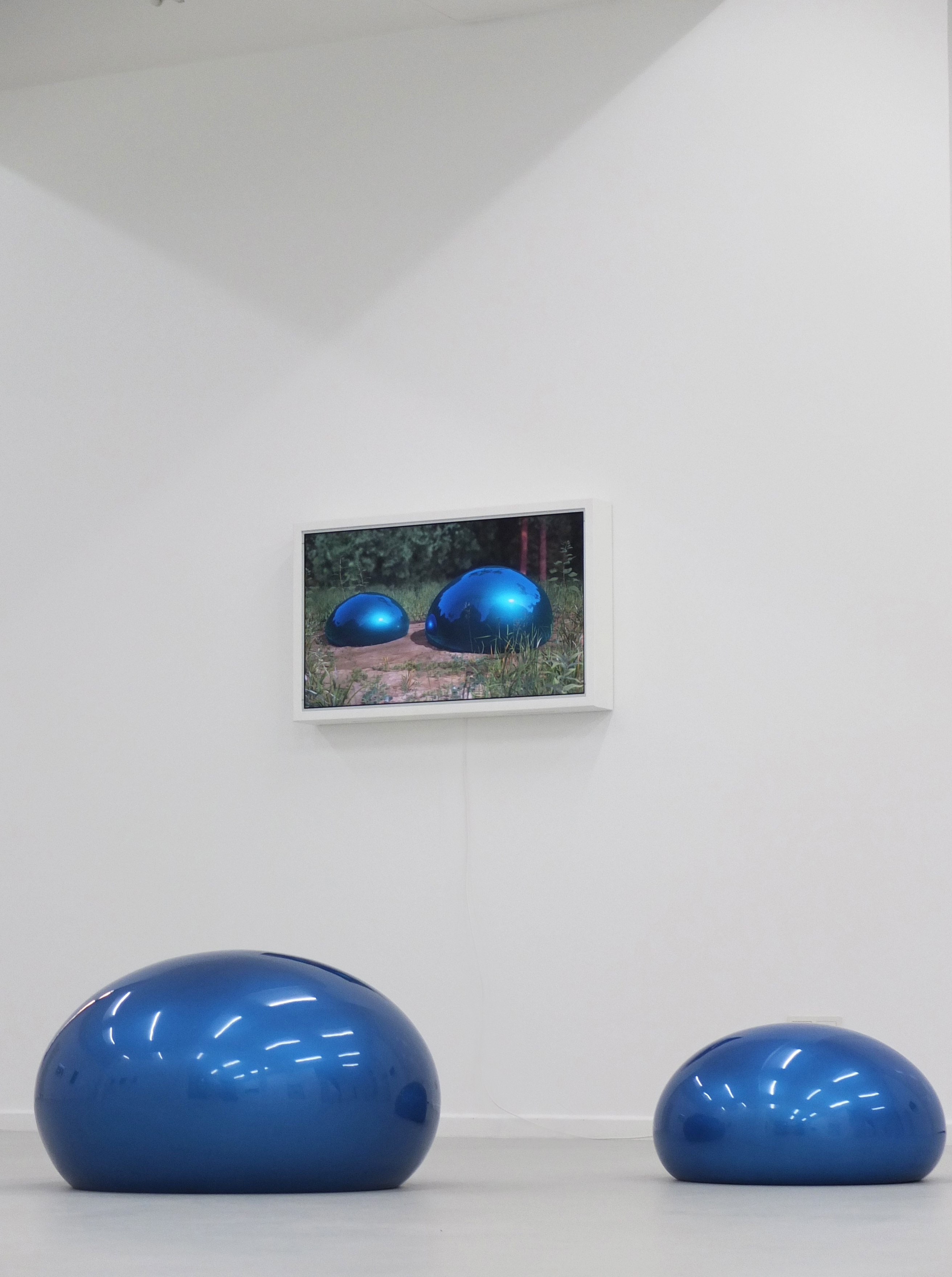 Eelco Brand, The Act Of Bringing To Life, 2013, Ausstellungsansicht