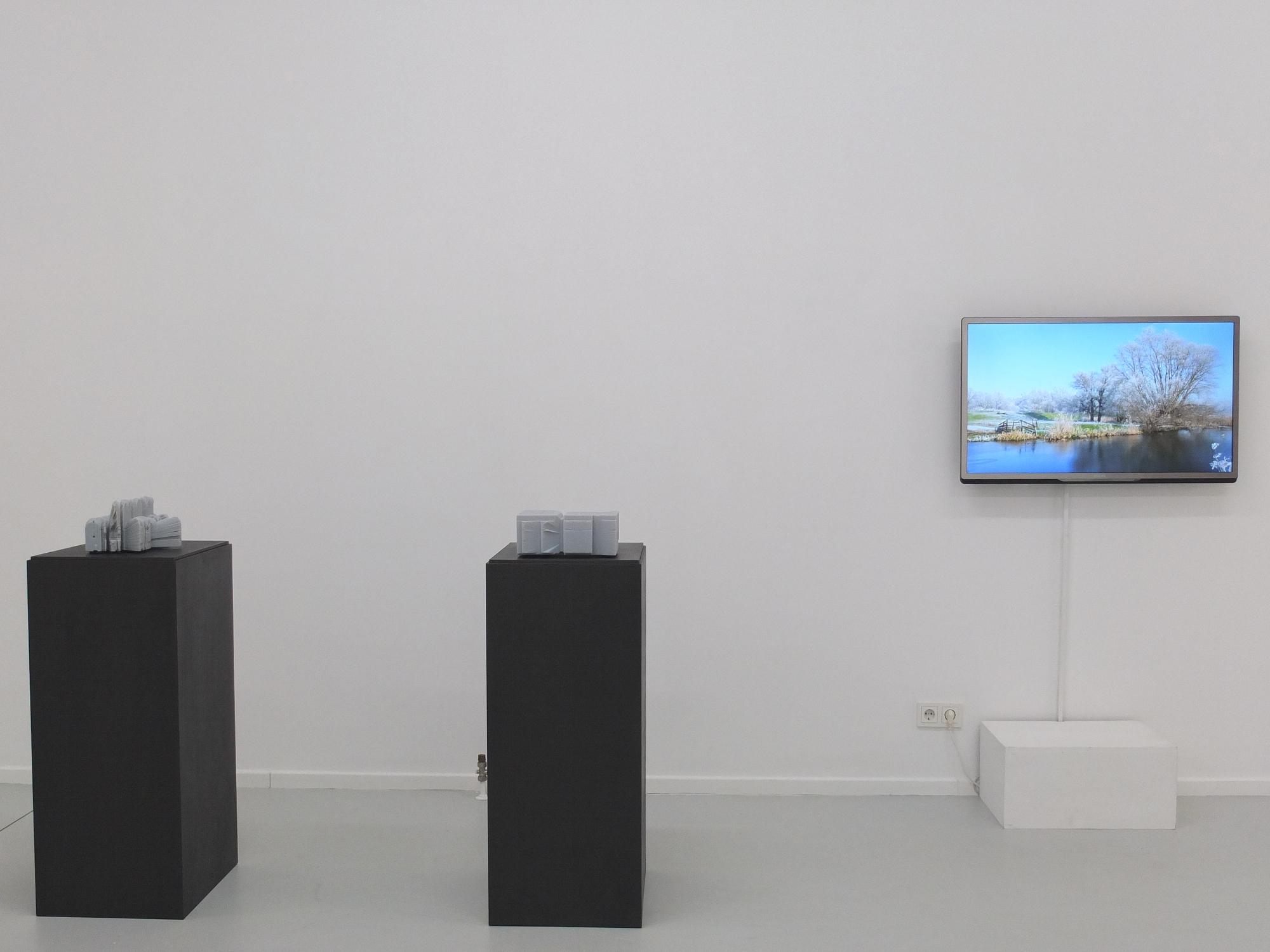 Summer Splash 3, Gruppenausstellung, 2014, Ausstellungsansicht
