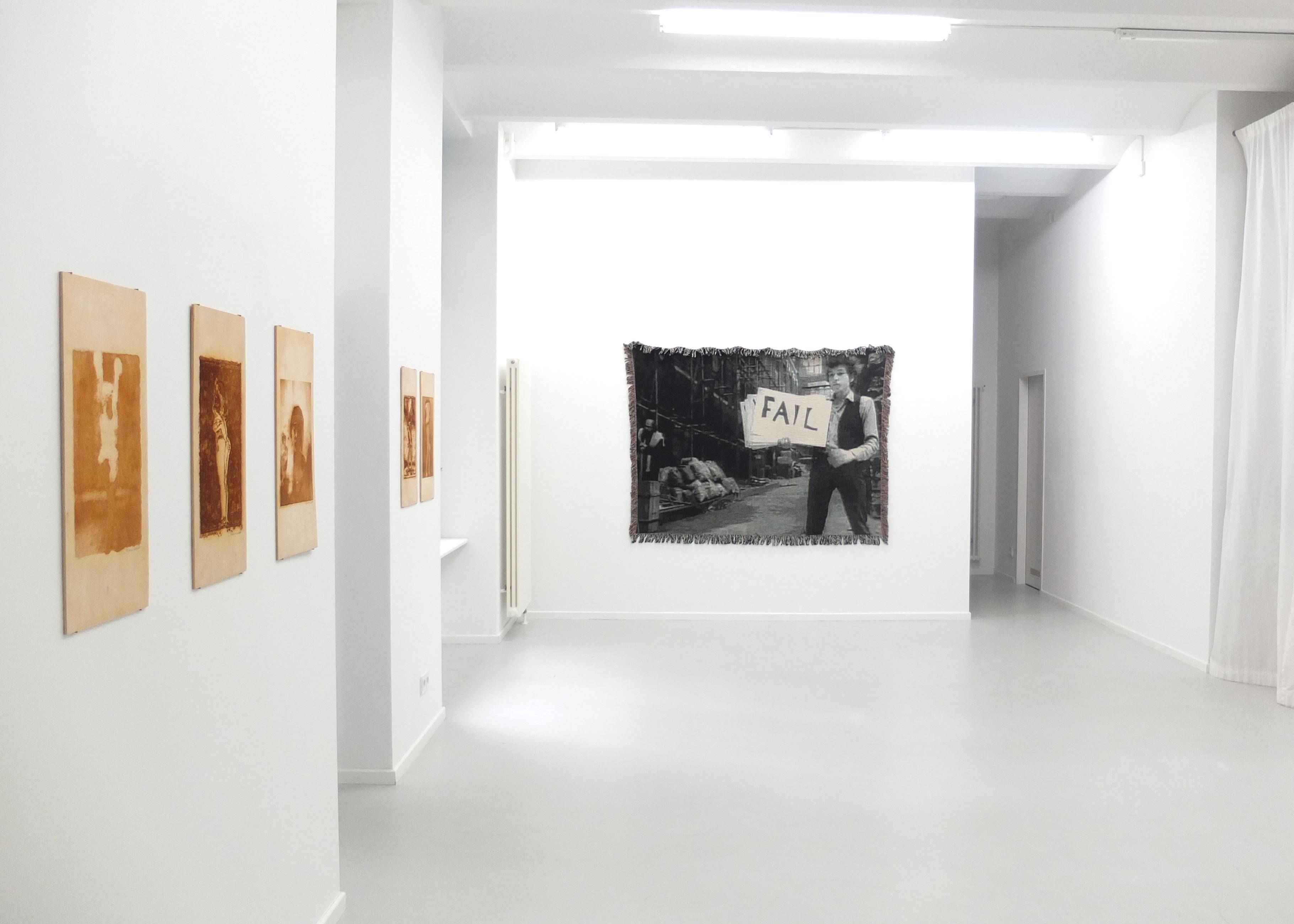 Patrick Lichty, ARTIFACTS 2015, Ausstellungsansicht