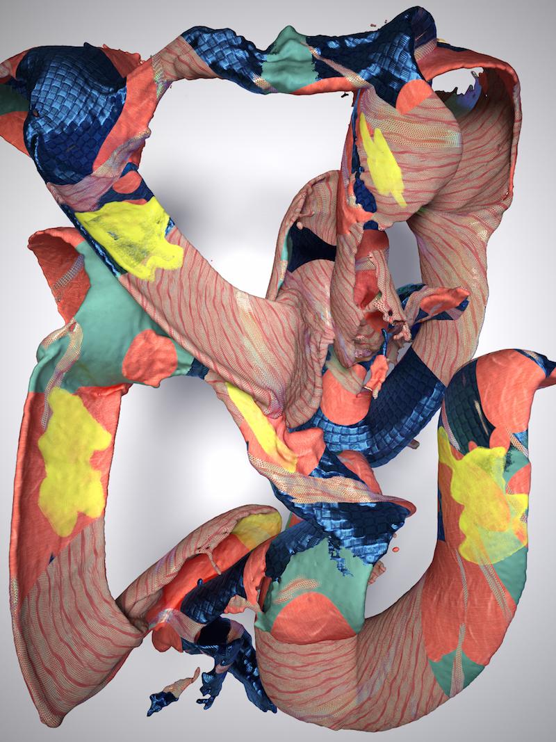 Banz & Bowinkel, Substance I-5, CGI Fine Art Print, 140 cm x 105 cm, 2017
