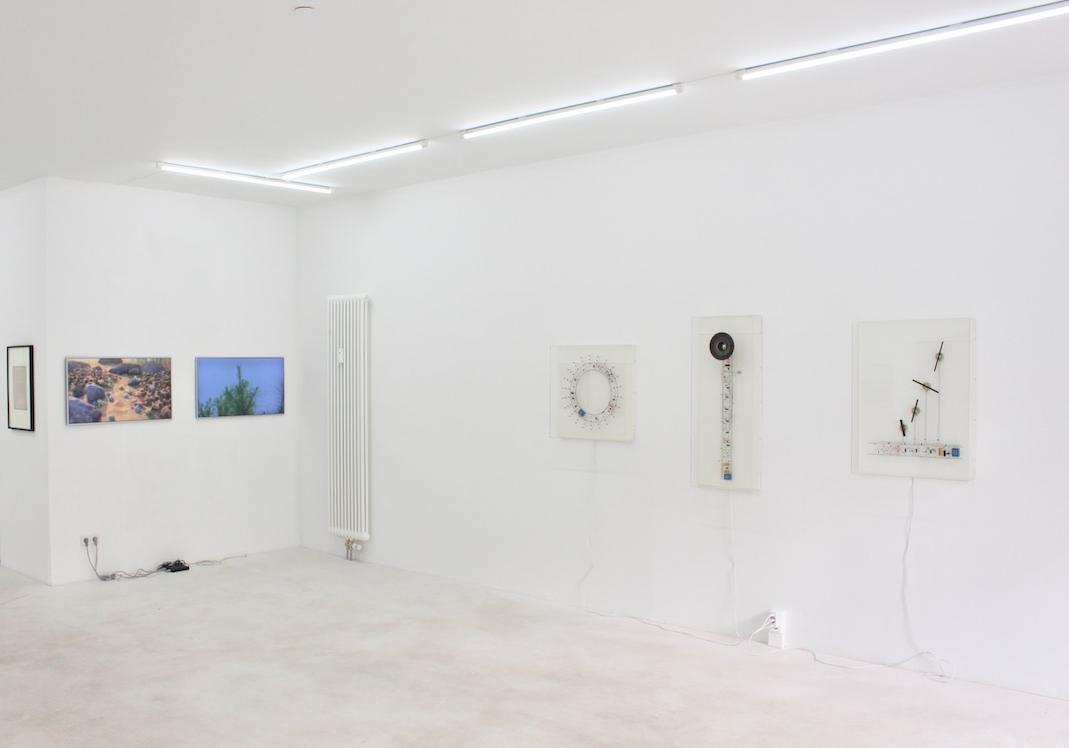 Summer Splash 5, Ausstellungsansicht, 2019