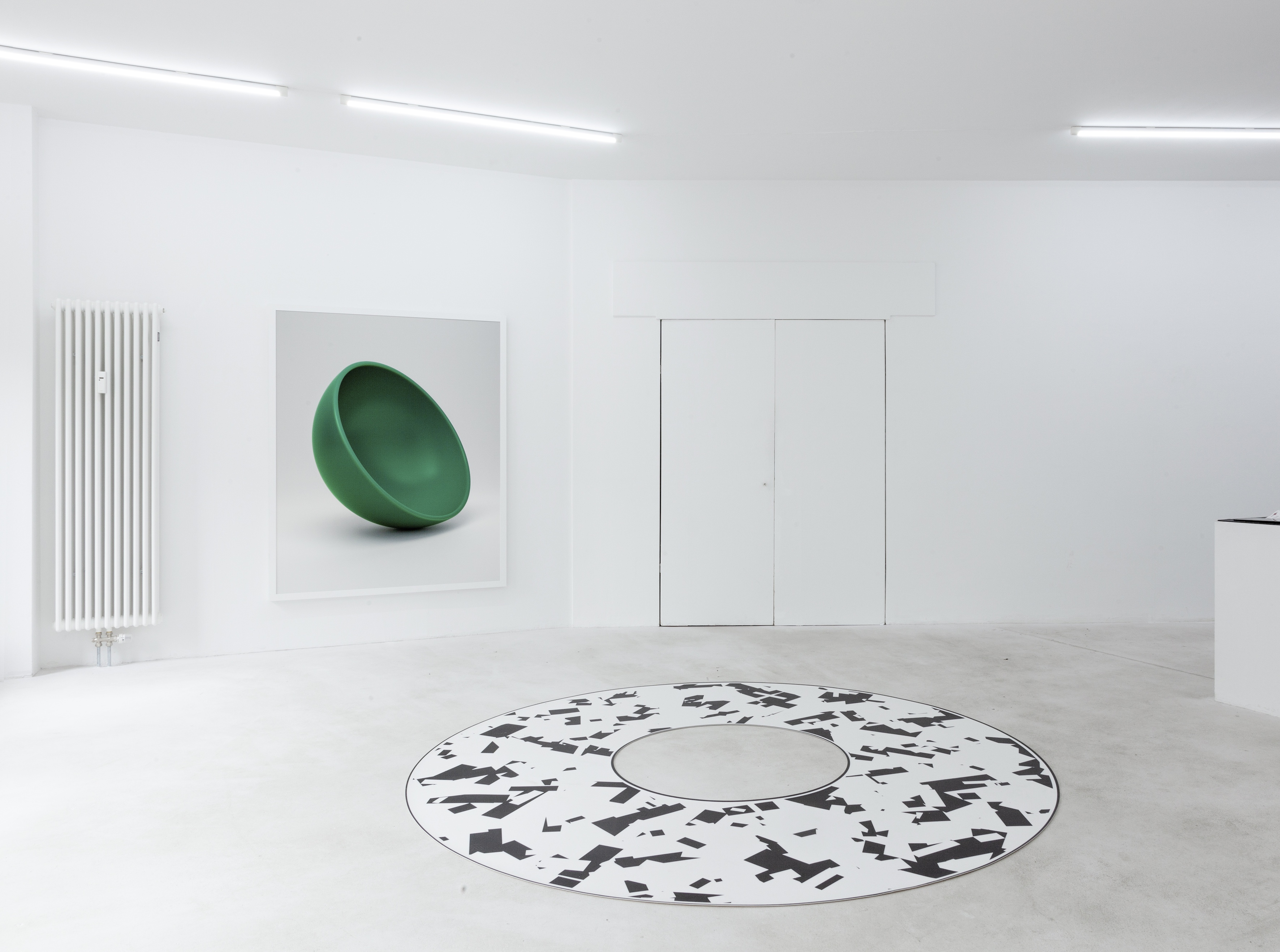 Banz & Bowinkel, Cylinder & Bots, Ausstellungsansicht, 2019