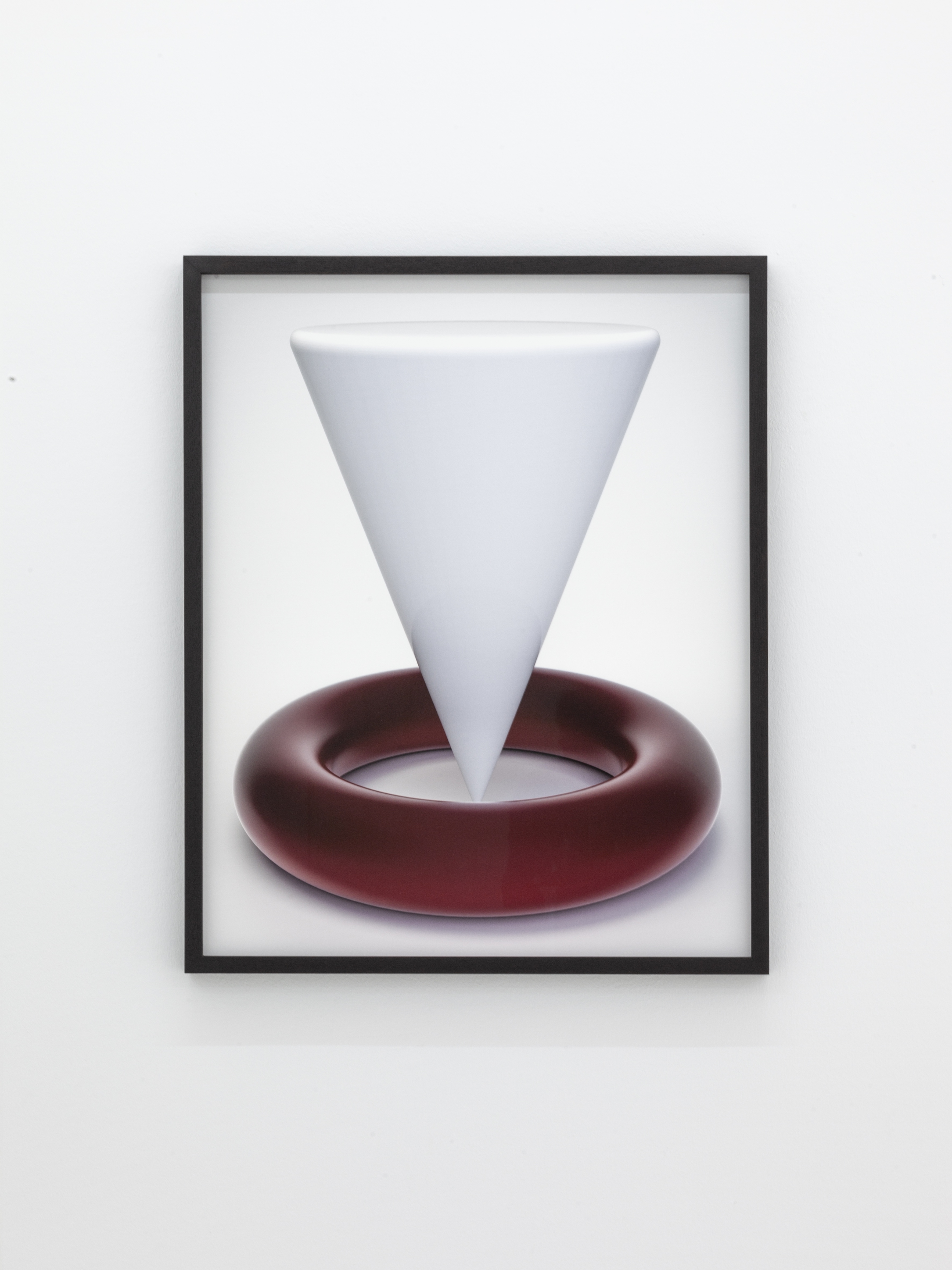 Banz & Bowinkel, Cylinder & Bots, 2019, installation view
