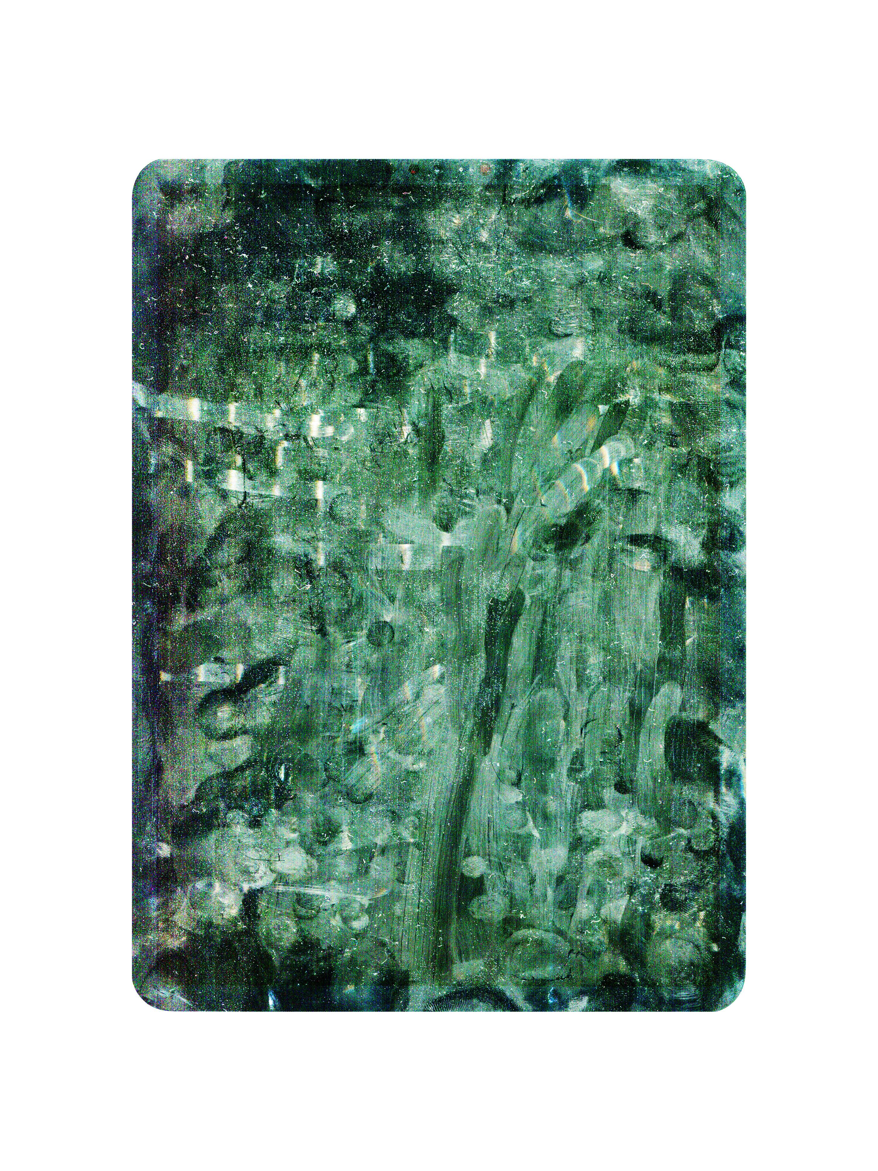 Tamiko Thiel, Touching,Traces_2020-04-06c, fine art print, 30 cm x 40 cm on Hahnemühle Baryta paper, 2020