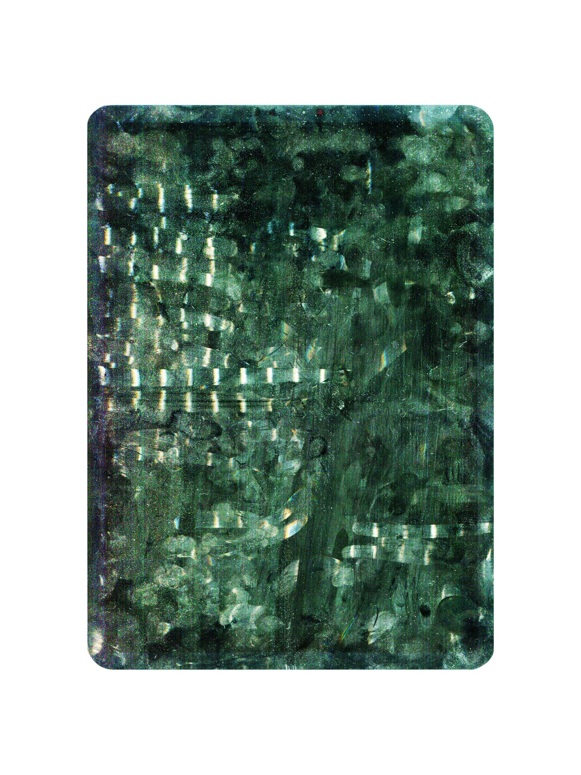 Tamiko Thiel, Touching, Traces: 2020-04-26, After Twenty Days, digitaler Kunstdruck, 30 x 40 cm auf Hahnemühle Baryta Papier, 2020