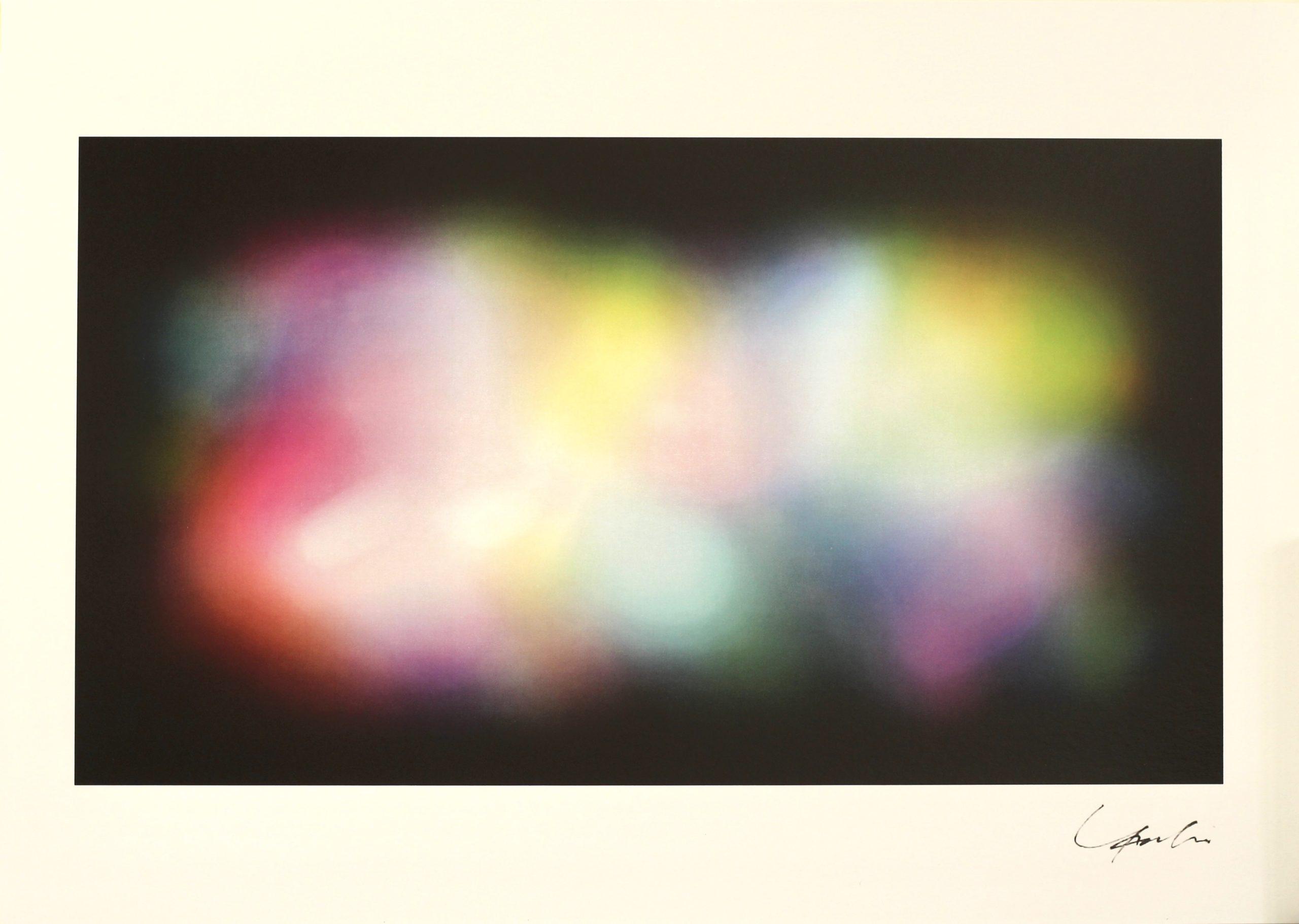 Yoshiyuki Abe, N 137, Hahnemühle Kunstdruck, 29,6 x 42 cm, Auflage von 50, 2010