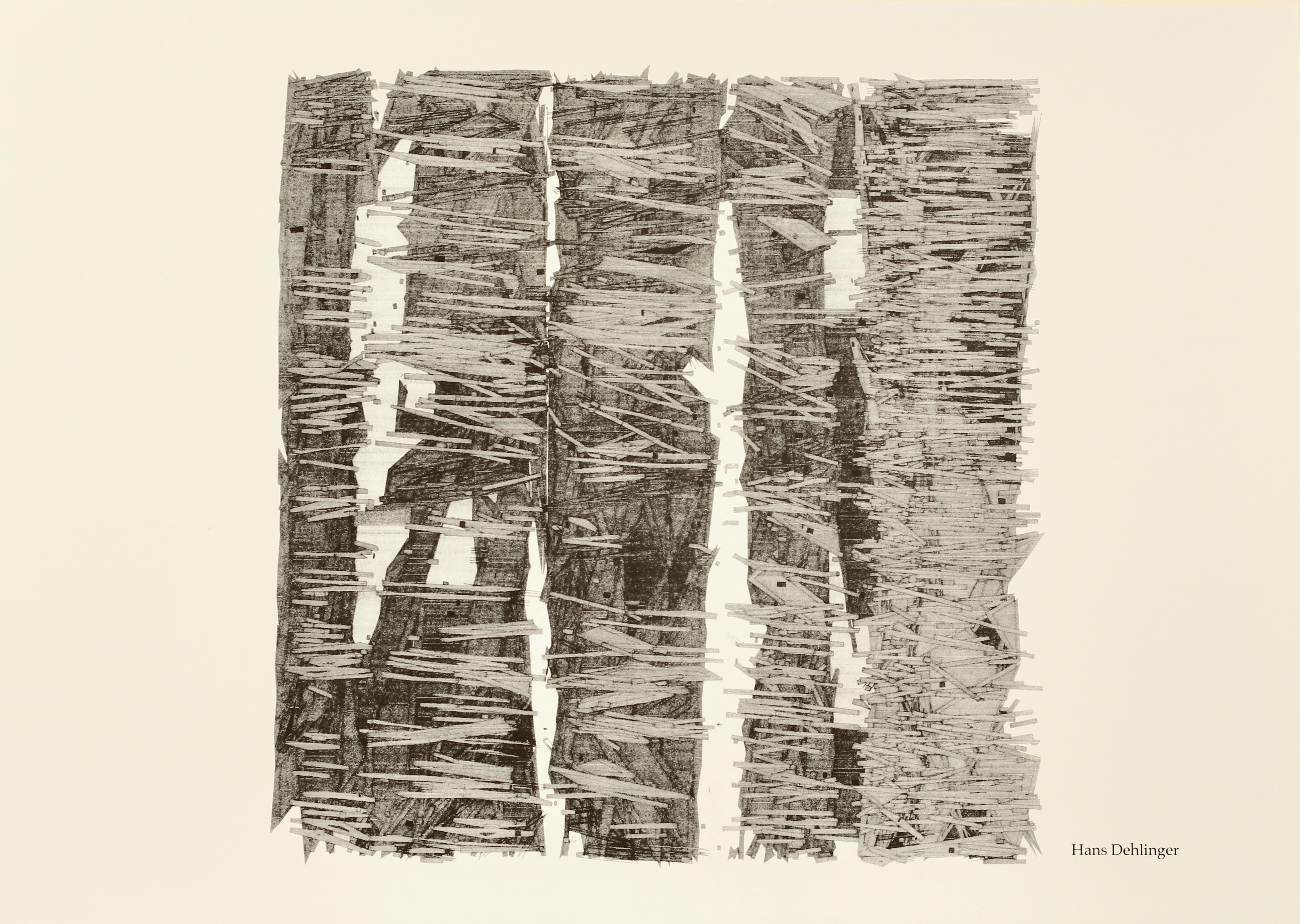 Hans Dehlinger, WUE-LIX-YO5, Hahnemühle Fine Art Print, 29,6 x 42 cm, Edition of 50, 2007