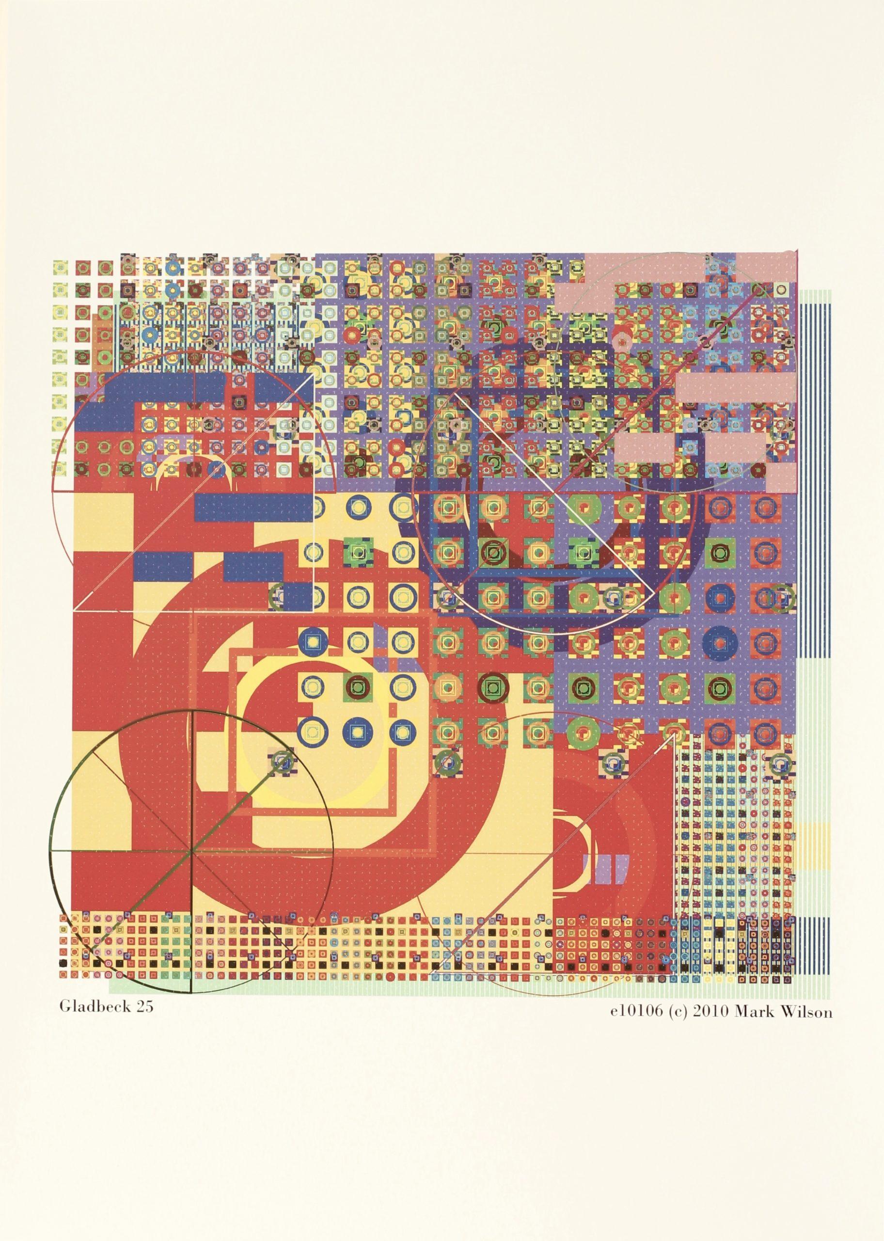 Mark Wilson, e10106, Hahnemühle Kunstdruck, 29,6 x 42 cm, Auflage von 50, 2010