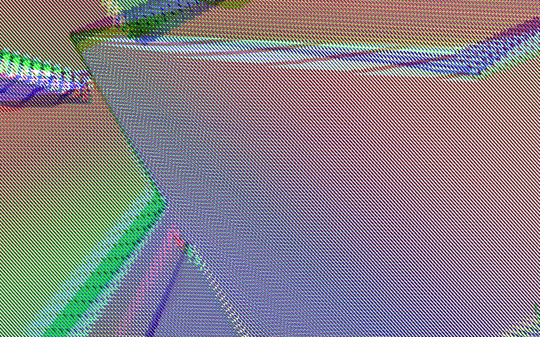 Casey Reas, Still Life (RGB A), Custom Software, Computer/Bildschirm, 2016